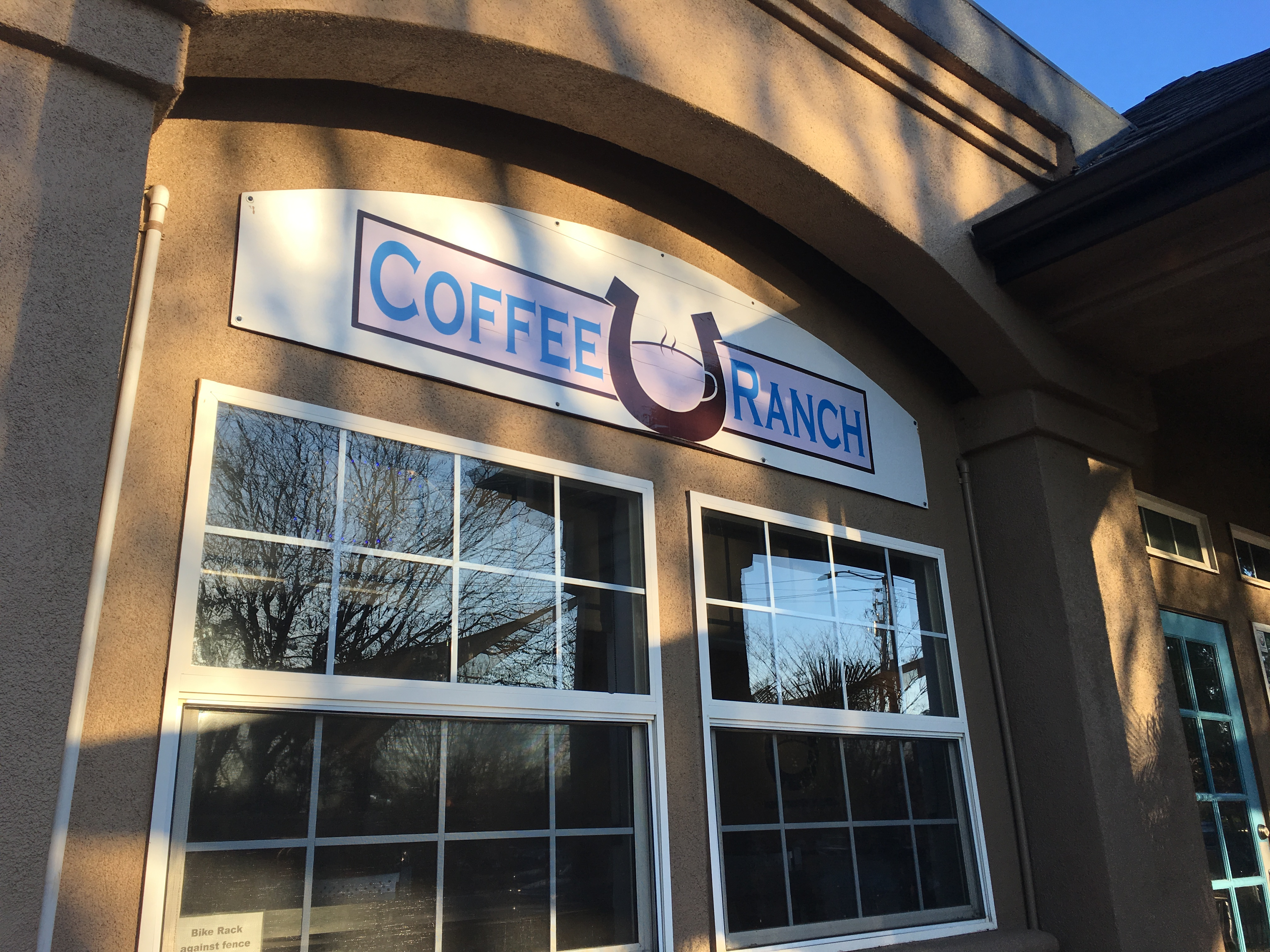 Coffee Ranch in Chico, location of first Wake the Buc Up broadcast on 106.7 Z-Rock