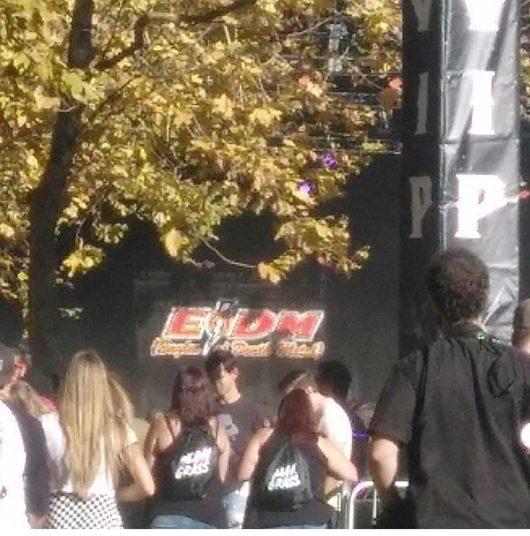 106.7 Z-Rock does Aftershock 2017 at Discovery Park in Sacramento