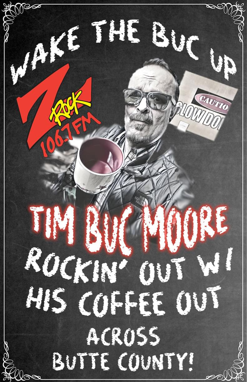 Tim Buc Moore - Wake the Buc Up!