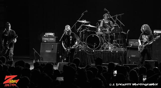 106.7 Z-Rock Presents: Puddle of Mudd 05-09-19