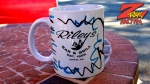 "Z-Rock ""Doodle"" mug customed by Tim Buc Moore at Wake the Buc Up in Chico, live from 15th Street Cafe"
