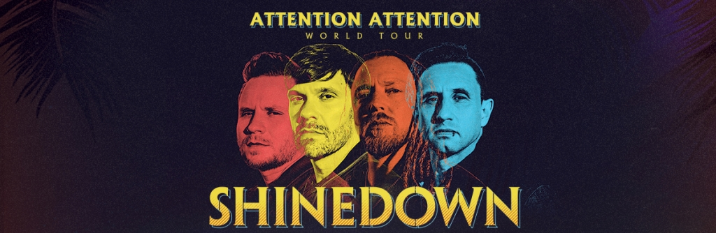 Win Shinedown Tickets from 106.7 Z-Rock