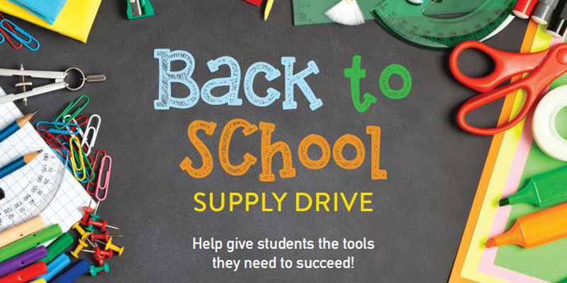Help The Kids With Back To School