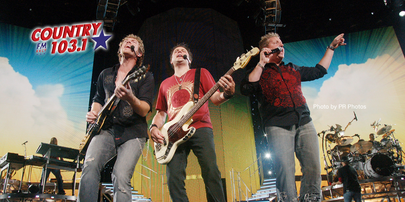Win Rascal Flatts Tickets!