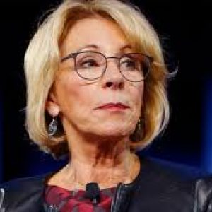 Betsy Devos's Armed Security Detail Is Costing Taxpayers Nearly $20 Million