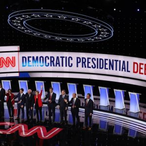 The Moments That Mattered in Tuesday's Democratic Debate