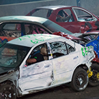 Demolition Derby Cars @ The Great Frederick Fair