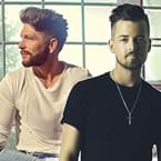 Chase Bryant & Chris Lane @ The Maryland State Fair