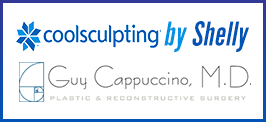 Brought to you by CoolSculpting by Shelly at Dr. Guy Cappuccino.