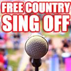 Free Country Sing Off