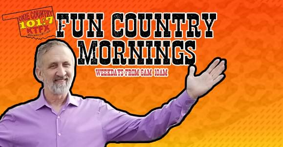 The Fun Country Morning Show with Cliff Casteel