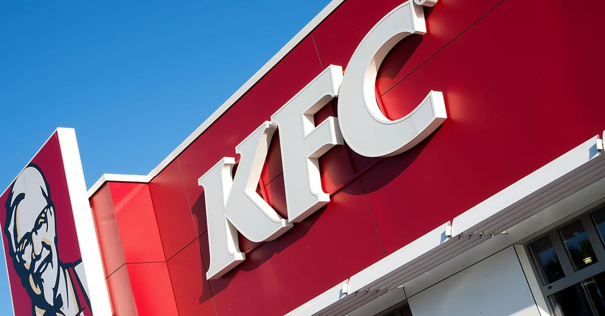 KFC To Test Vegetarian Fried Chicken in UK