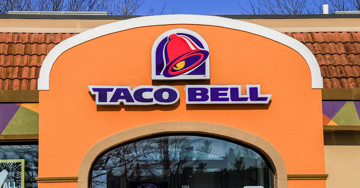 Free Tacos at Taco Bell on Wednesday!