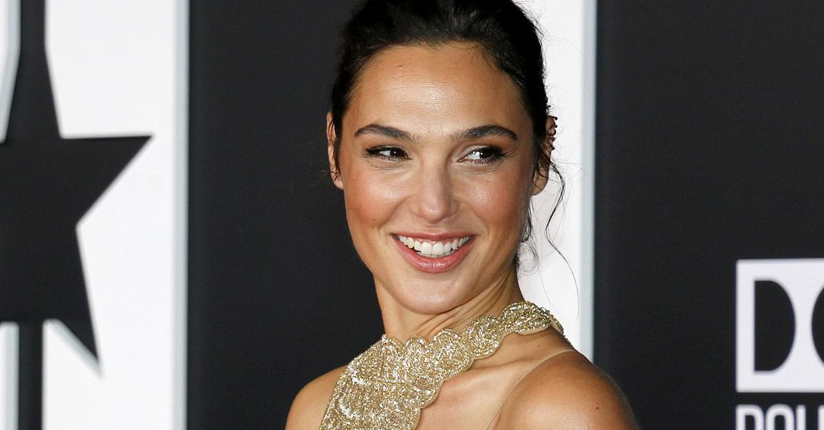 So Sweet! Gal Gadot Dresses up as Wonder Woman at Children's Hospital