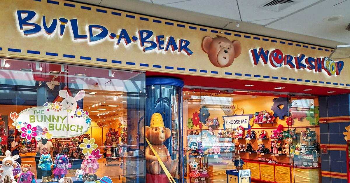 Build-A-Bear Announces 'Pay Your Age' Day