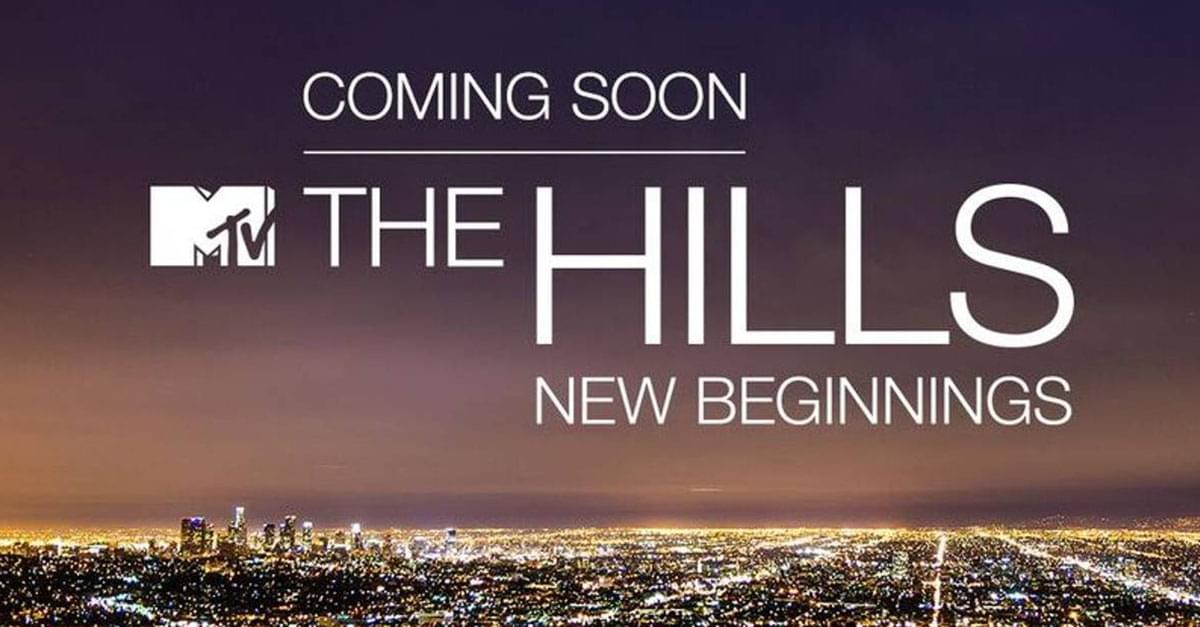 Watch: 'The Hills' is Coming Back to TV