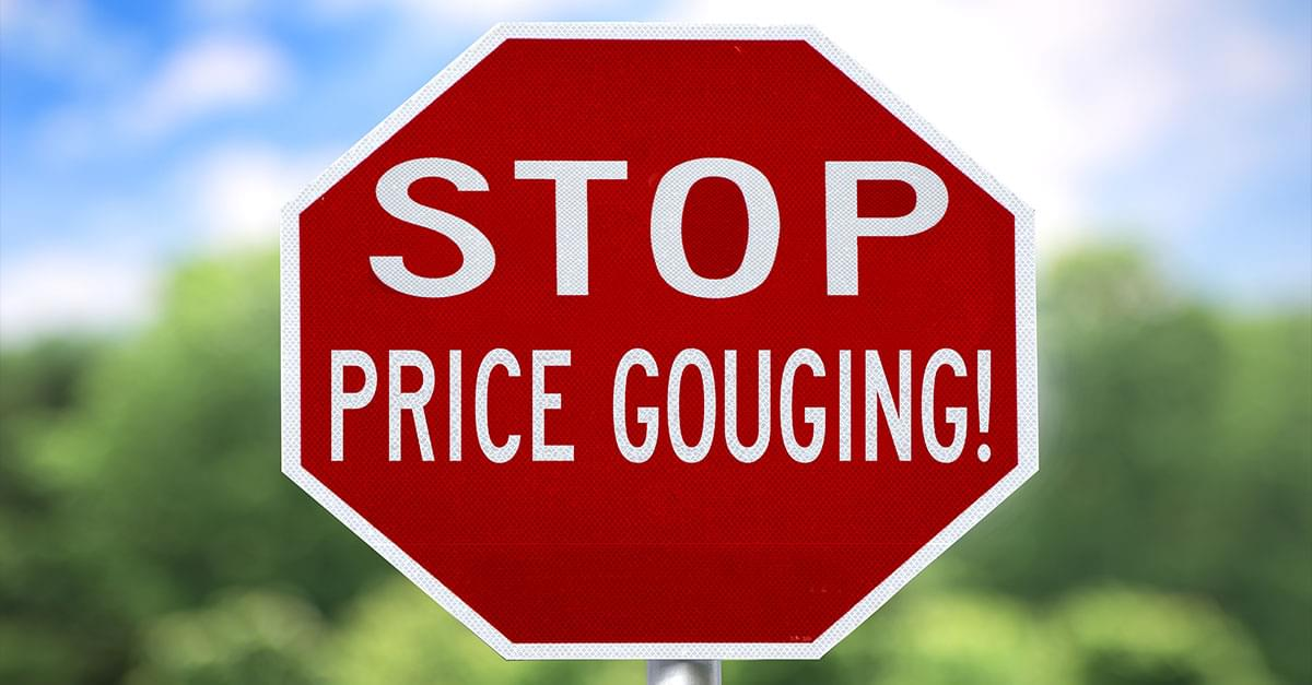 More than 500 reports of Price Gouging in NC after Florence
