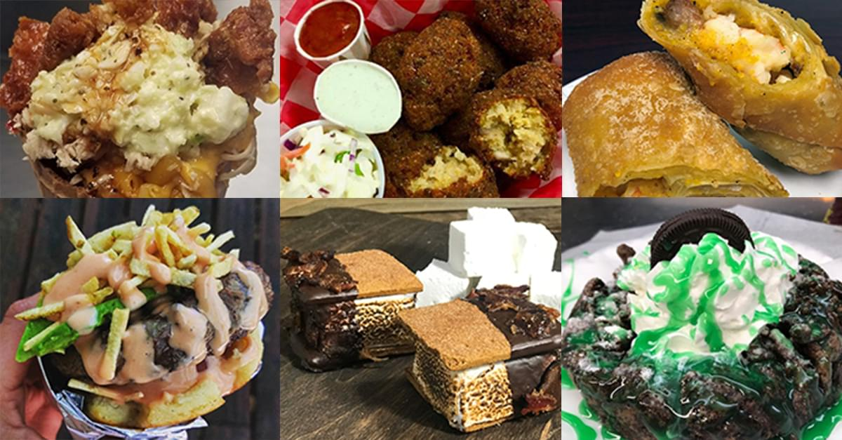 NC State Fair Announces NEW FOODS!