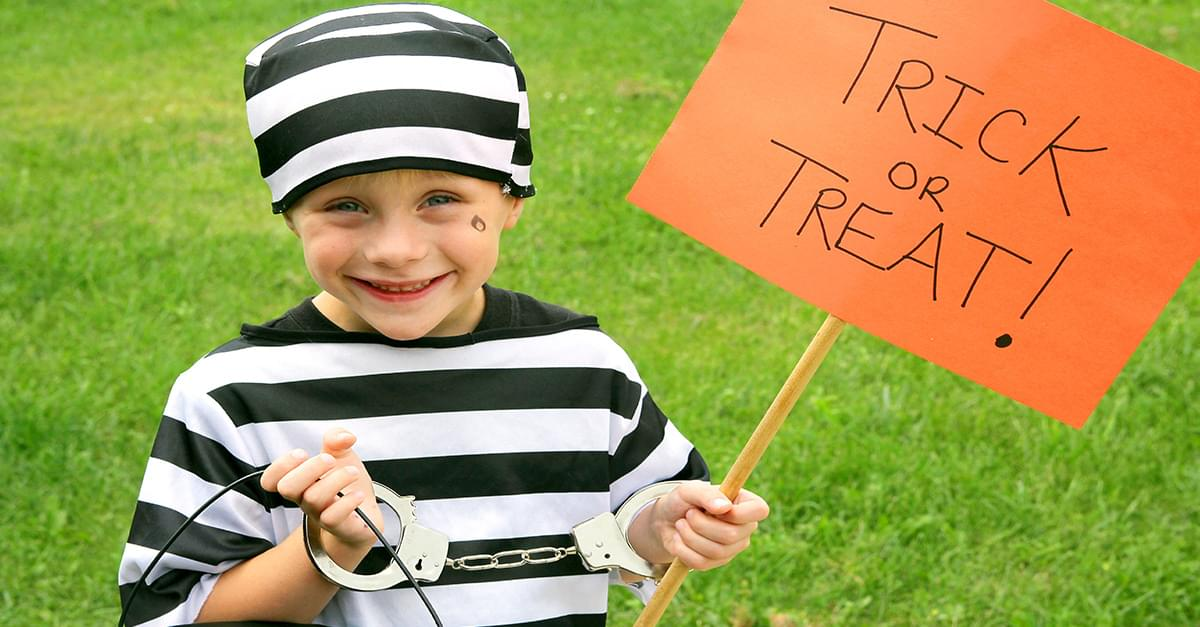Jail Time for Teen Trick-Or-Treaters?