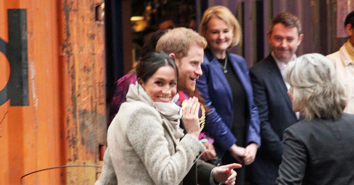Meghan Markle and Prince Harry Announce Pregnancy!