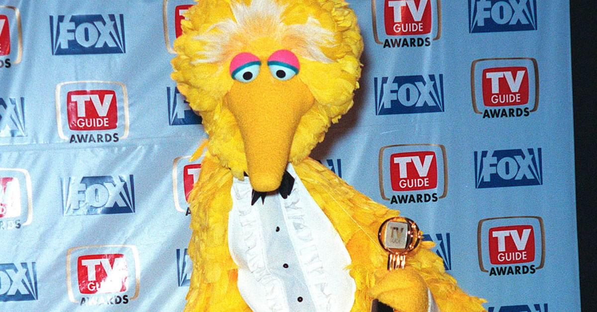 Caroll Spinney Retires after 50 years as Big Bird.