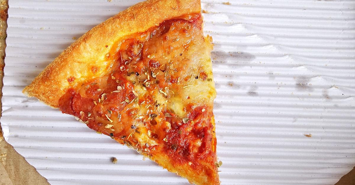Nutritionist Claims Pizza Is Better Breakfast than Most Cereals