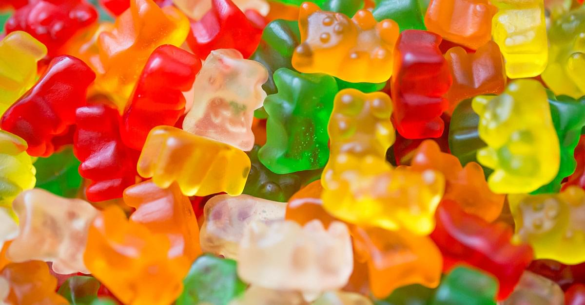 Watch: Haribo Challenge