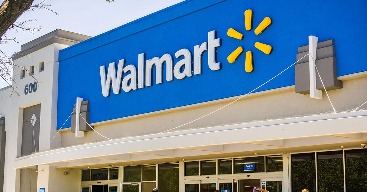 Woman Banned from Walmart, Caught Riding Cart while Drinking Wine from Pringles Can