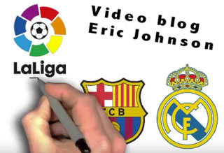 Eric Johnson Video Blog Supercopa