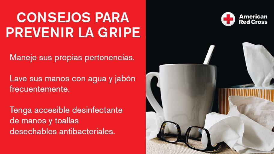Red Cross_Flu Safety Tips_Spanish
