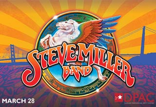 Just Announced: Steve Miller Band