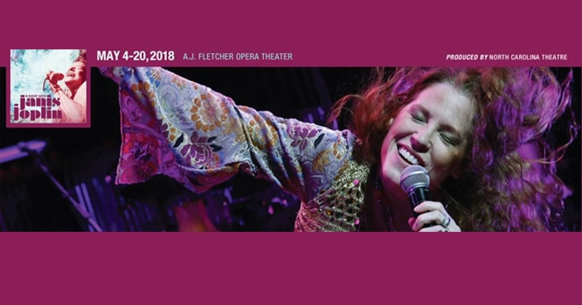 Interview: A Night with Janis Joplin