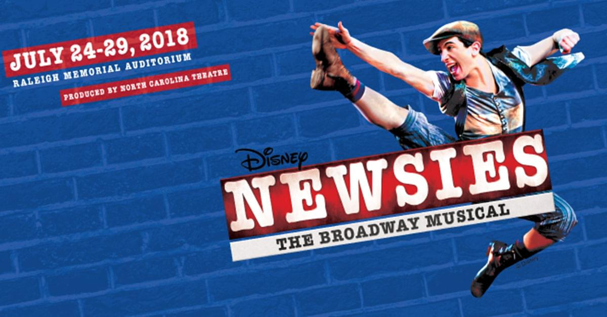 Interview: Cast of Disney's NEWSIES