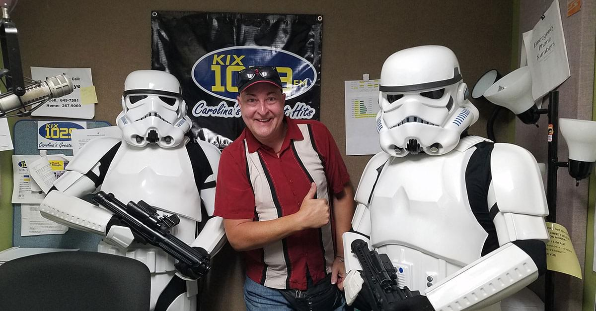 Interview: Storm Troopers invade the NC Symphony