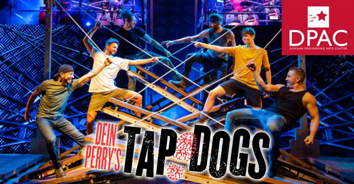 Interview: Justin Myles of 'Tap Dogs'