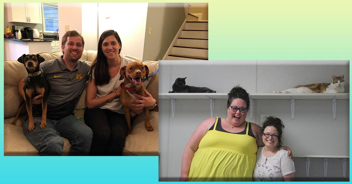 They're home! Second Chance Adoption Stories