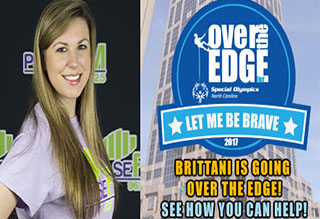 Over The Edge with Brittani