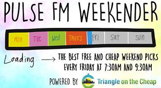 Pulse FM Weekender: July 20th – July 22nd