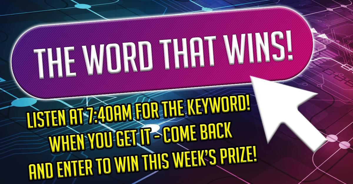The Word That Wins | WPLW-FM