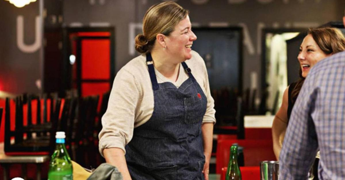 Raleigh's Ashley Christensen Wins James Beard Award