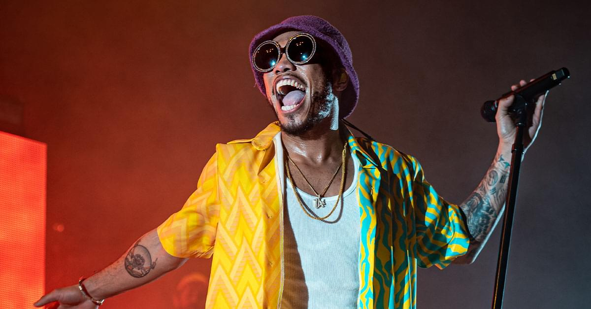 Pics: Anderson .Paak in Raleigh