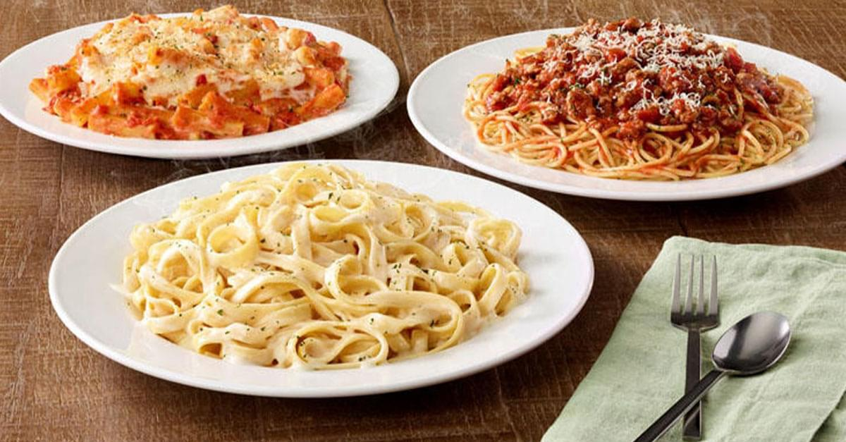 "Olive Garden Introduces ""Lifetime Pasta Pass"""