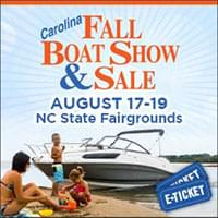 The Carolina Fall Boat Show