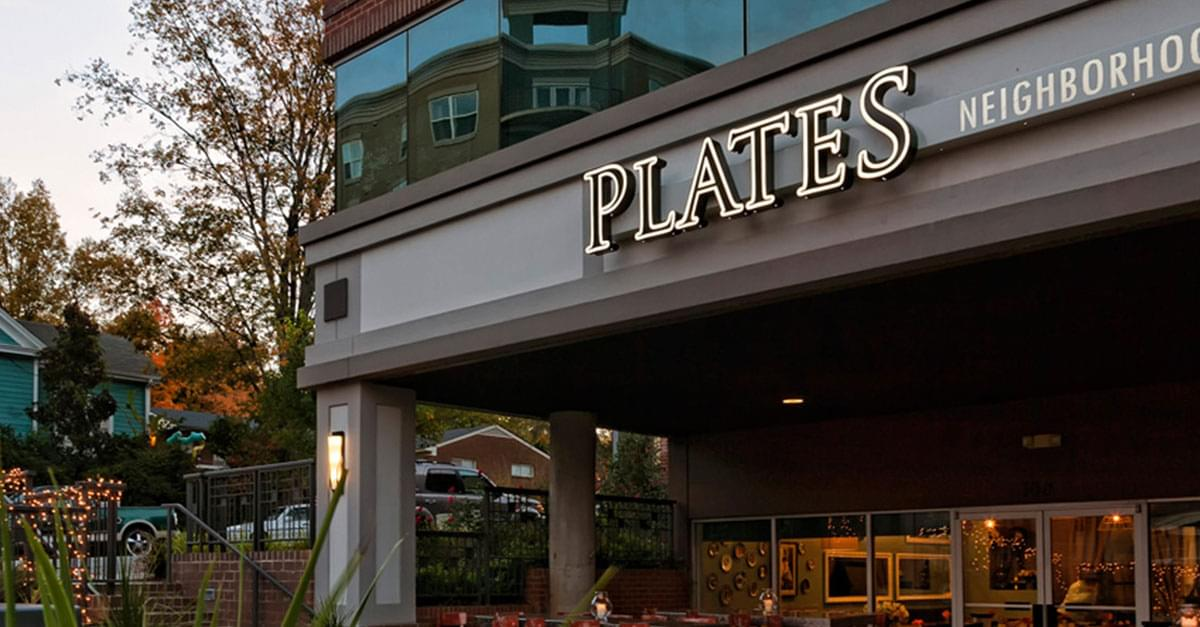 Cooking for a Classic: Chef Jake Wood of Plates Neighborhood Kitchen