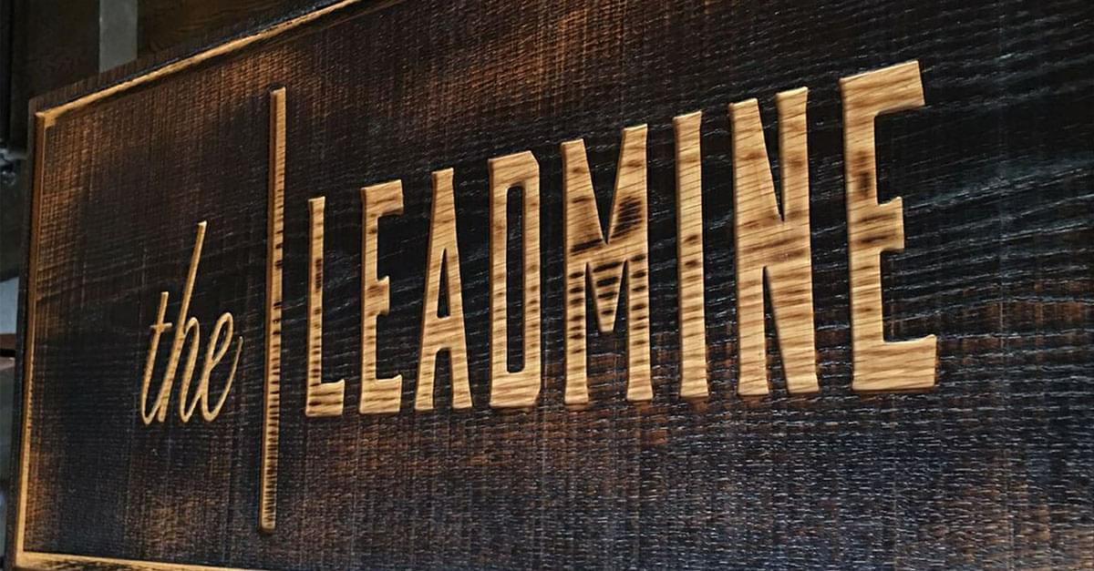 Cooking for a Classic: Orlando Jinzo of The Leadmine