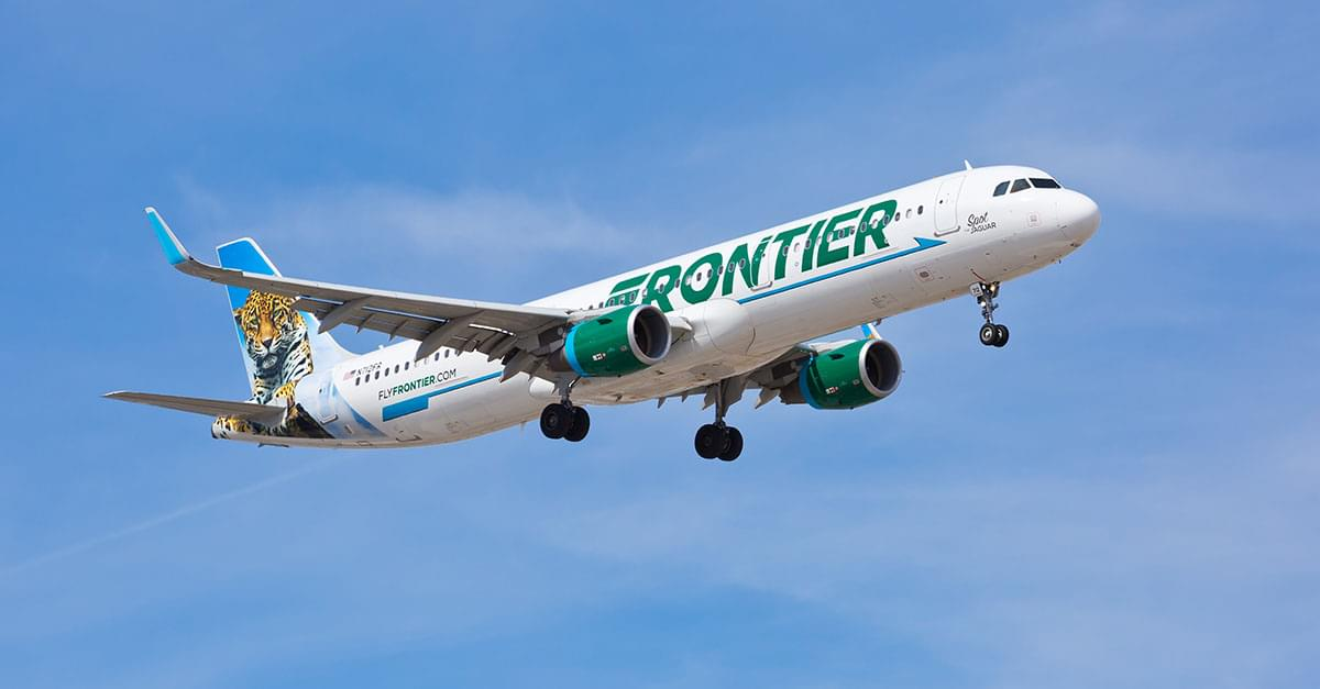 Frontier Airlines Introduces Friends Fly Free