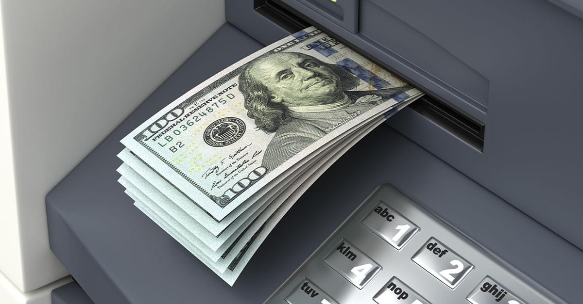 Couple spends $120K accidentally deposited in their bank account