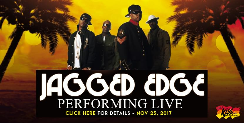 Jagged Edge November 25th At The Greenville Convention Center Purchase Tickets Here!