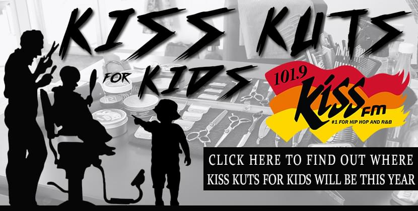 Kiss Kutz for Kidz, Wednesday Aug 21st- Friday, Aug 23rd