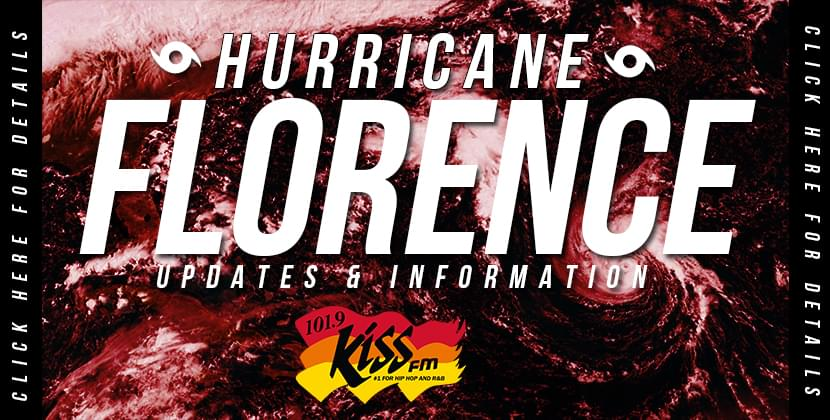 Hurricane Florence Shelter Information